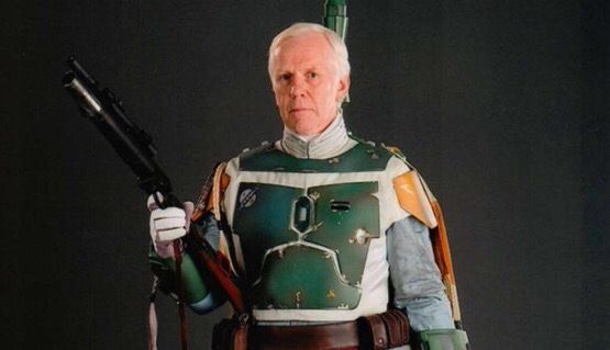 In Memory of Jeremy Bulloch, the original Boba Fett
