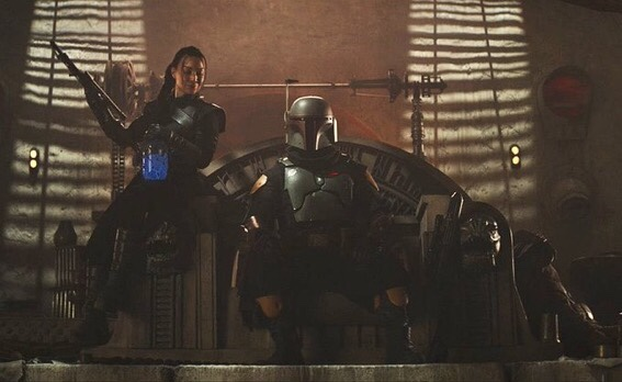 The Mandalorian Episode 16-The Rescue and Boba Fett's Throne