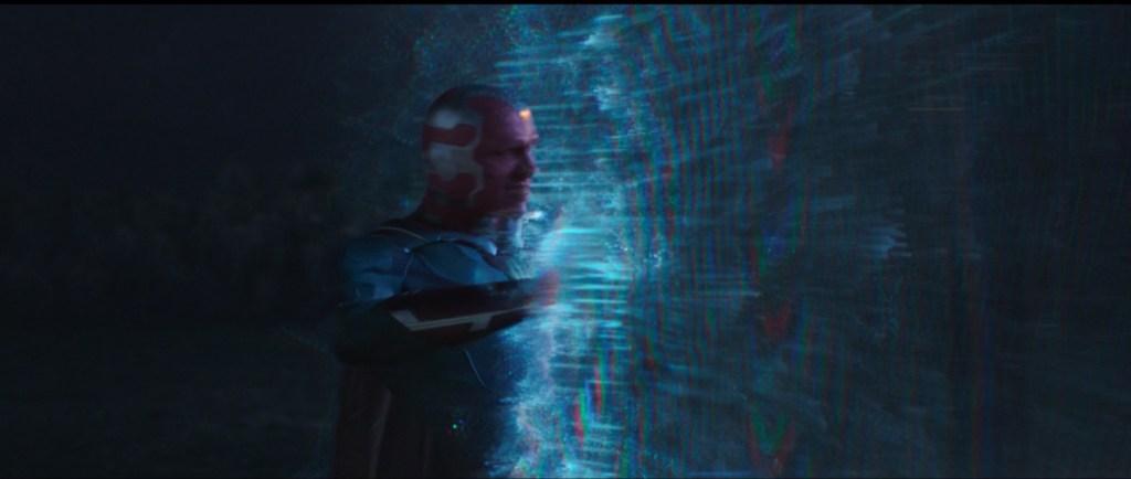 WandaVision Episode 6-Vision Tries to Escape
