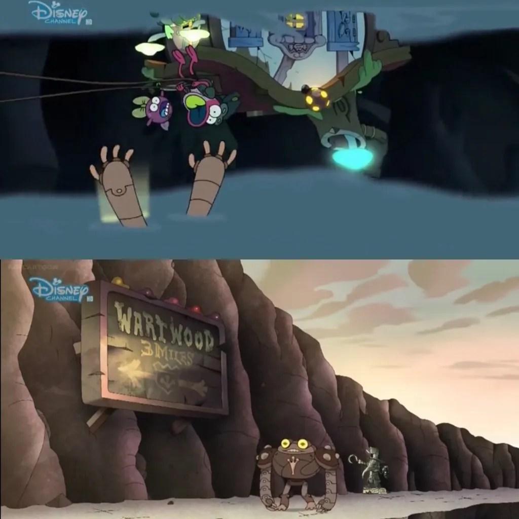 Amphibia Season 2 Episode 13-The Robot Returns