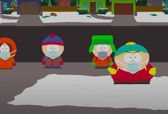 South Park Vaccination Special- The Boys are Back in Town 2