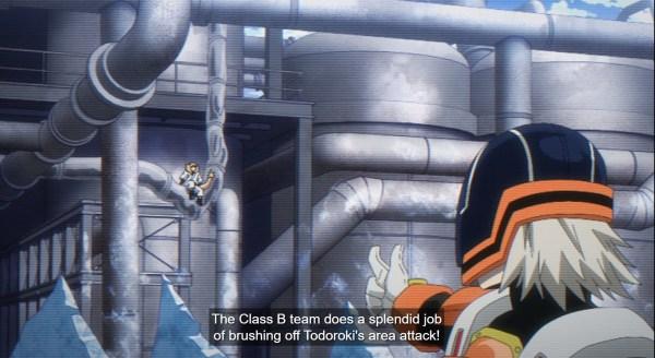 My Hero Academia S5 Episode 6-Mudman