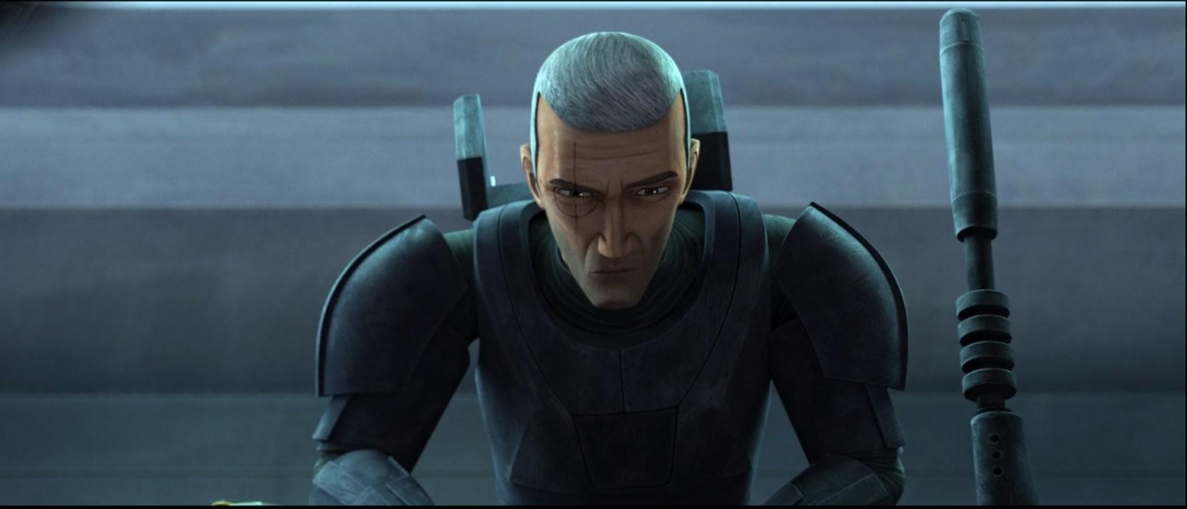 Star Wars: The Bad Batch Episode 3-Crosshair is Bitter