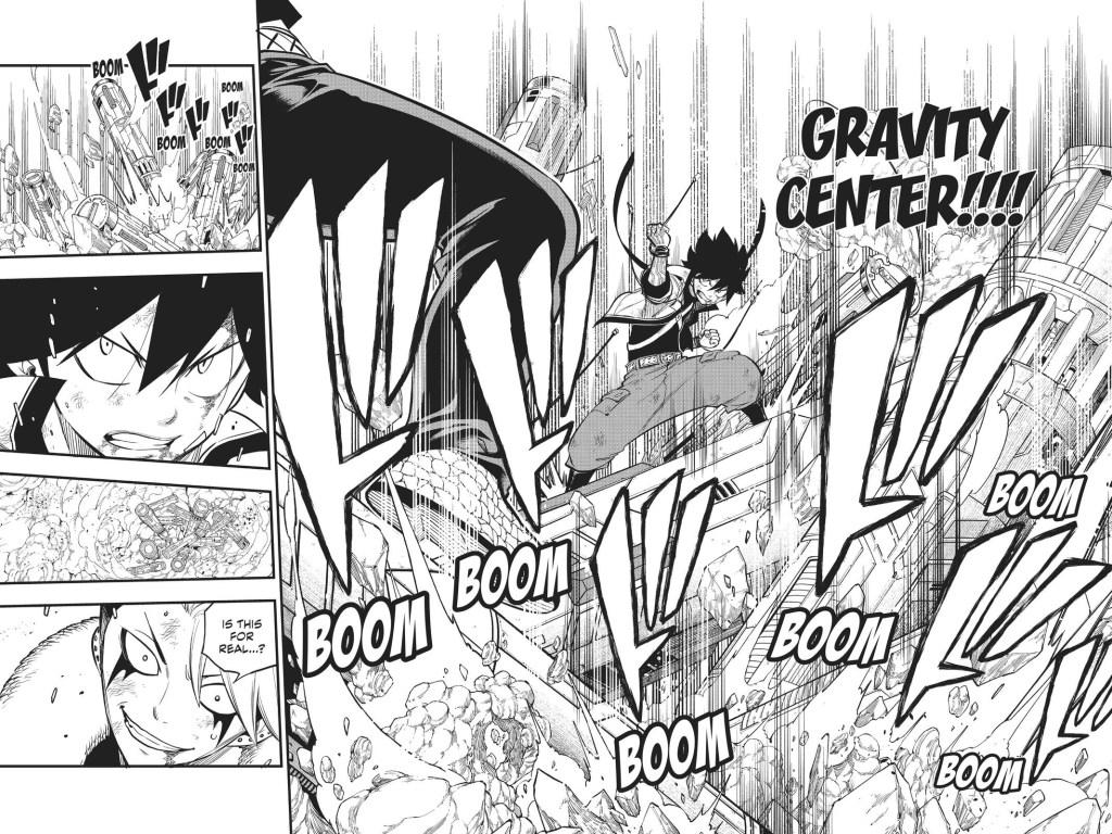 Edens Zero Chapter 142-Shiki's New Level of Power