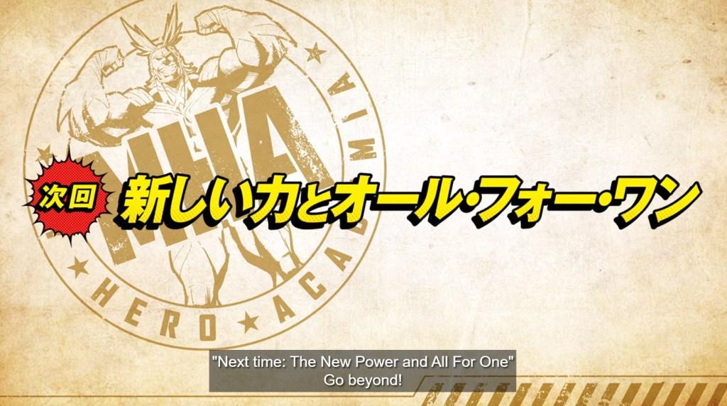 My Hero Academia S5 Episode 10 Next Episode Preview
