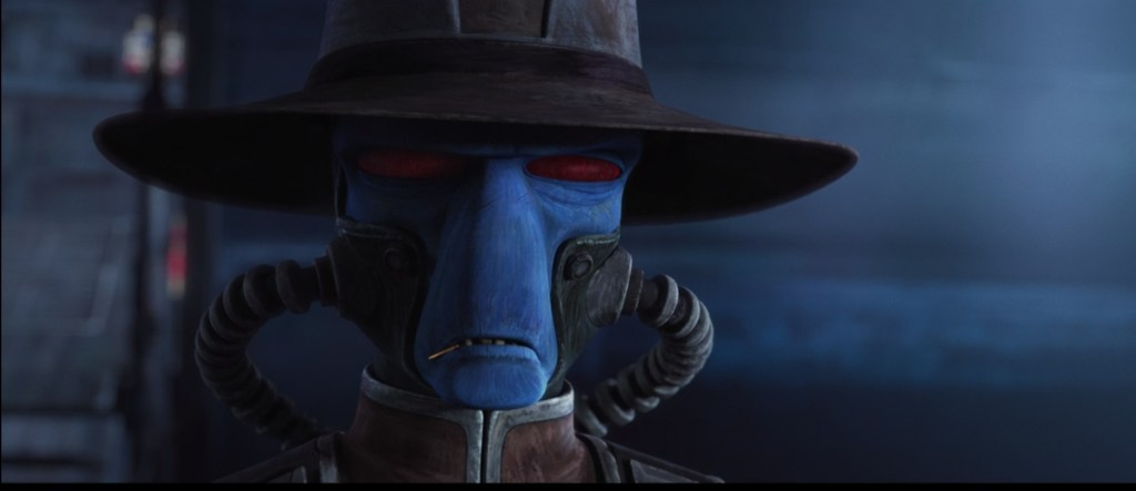 Star Wars: The Bad Batch Episode 8-Cad Bane