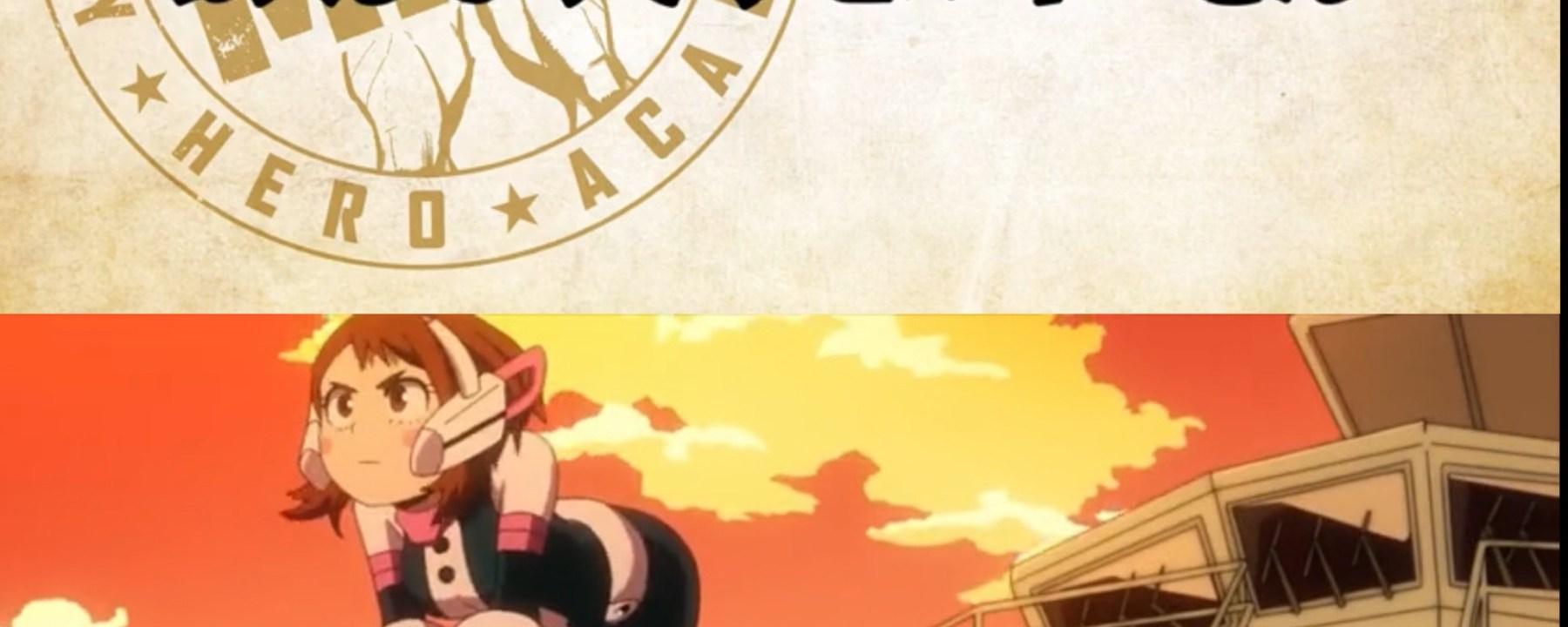My Hero Academia S5 Episode 16 Cover