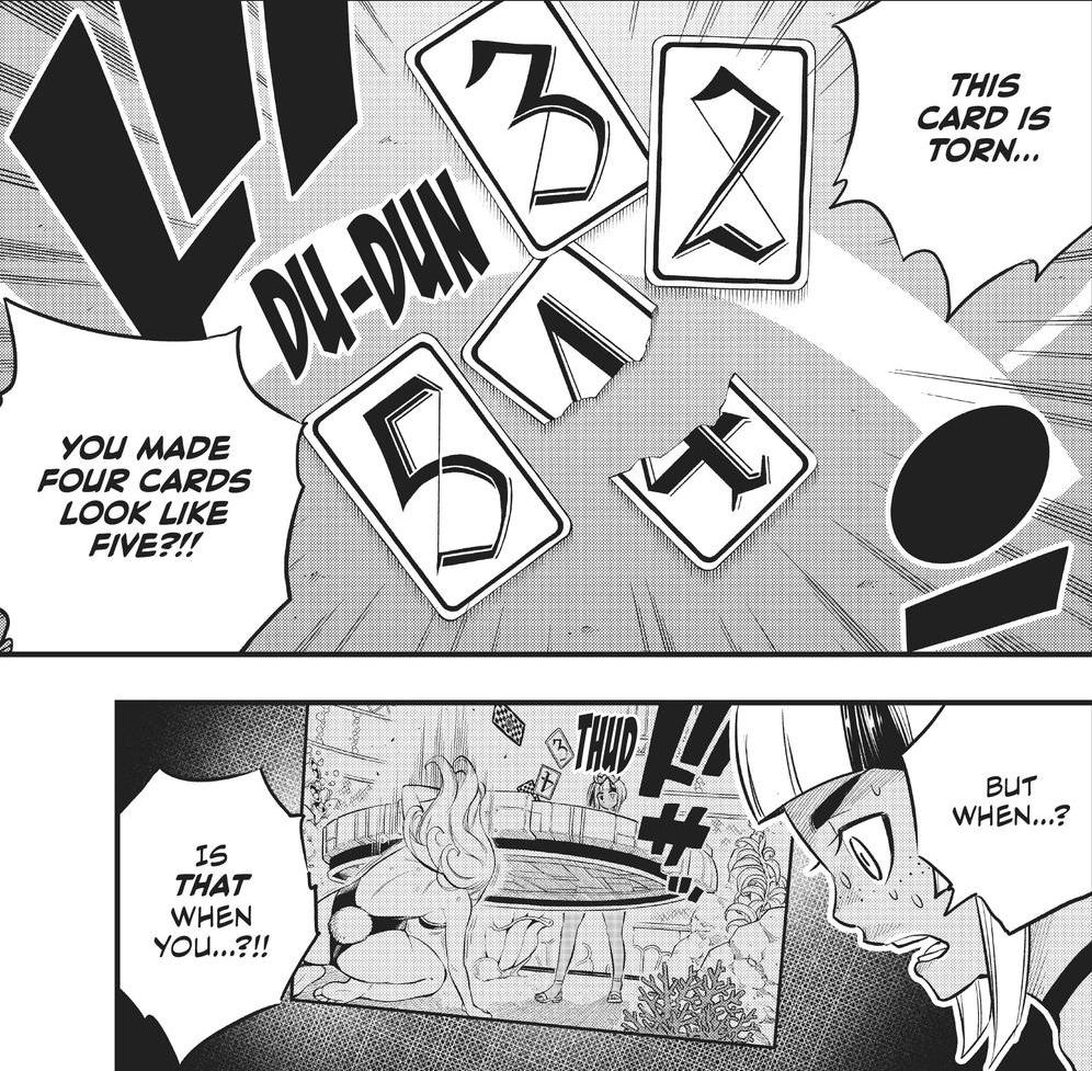 Edens Zero Chapter 153-Take That, Lyra!