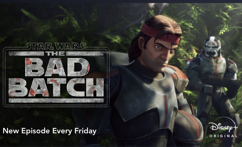 Star Wars: The Bad Batch Episode 14