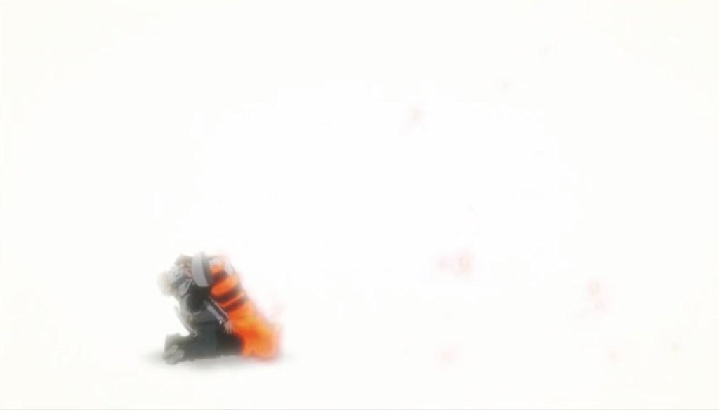 My Hero Academia S5 Episode 18- Endeavor Hugs His Son