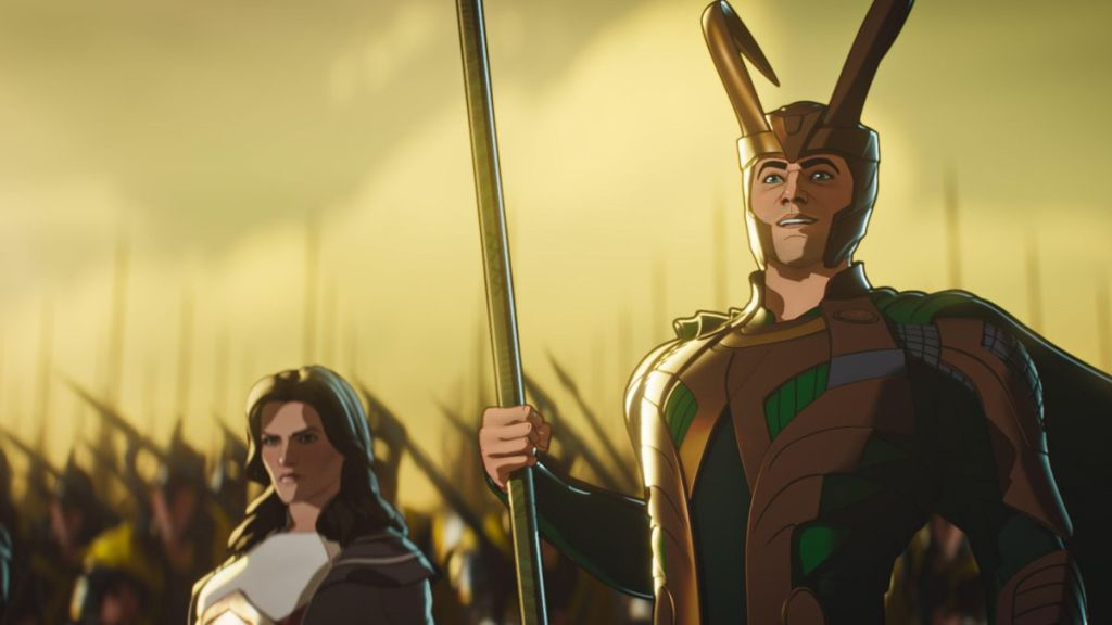 Marvel What If...? Episode 3-Loki Shows Up