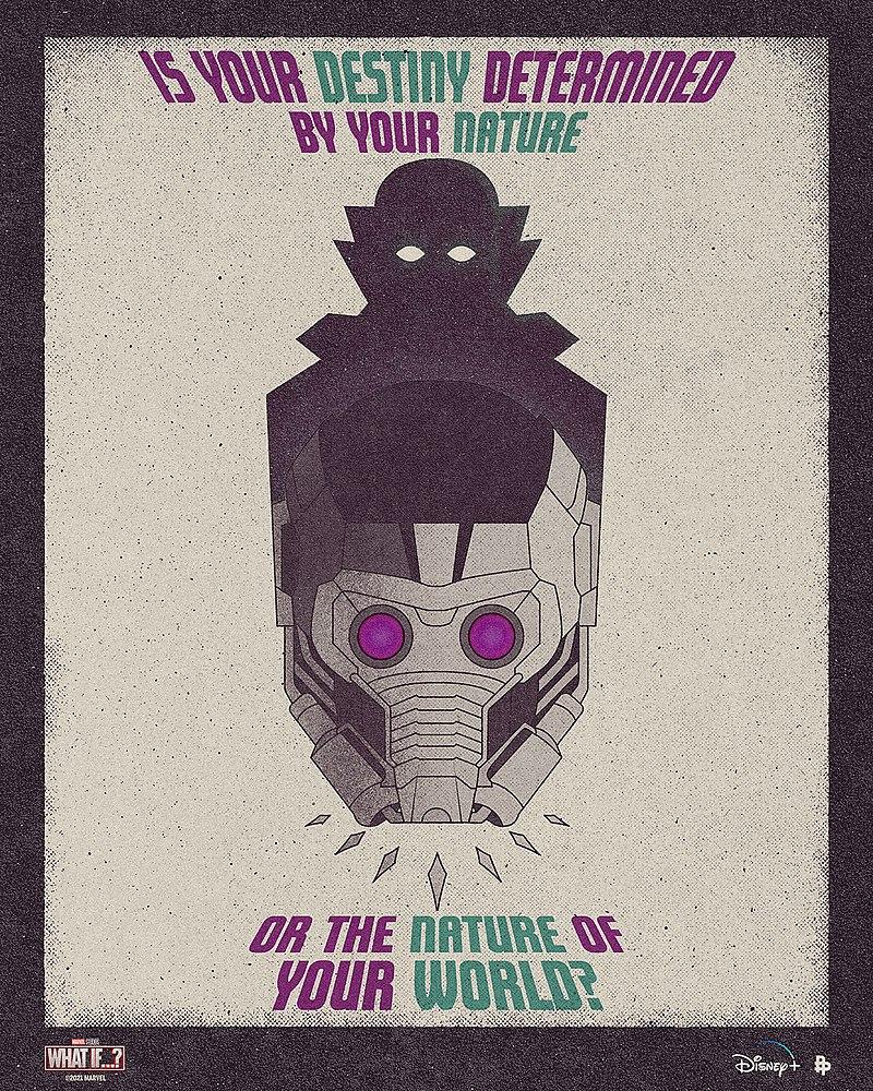 Marvel What If...? Episode 2 Teaser Poster