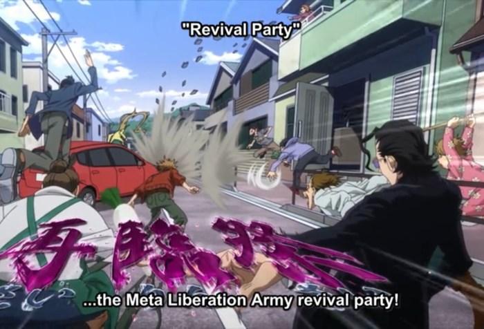 My Hero Academia S5 Episode 21-Revival Party