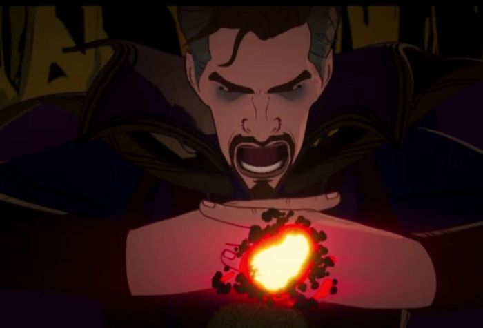 Marvel What If...? Episode 4-Doctor Strange Goes Mad With Power and Grief