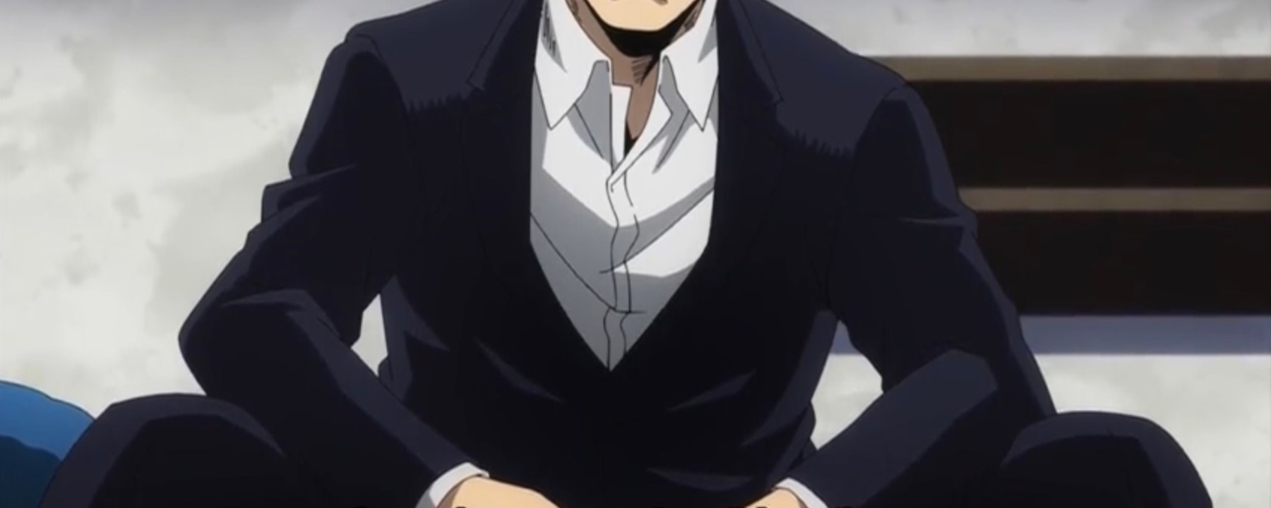 My Hero Academia S5 Episode-All for One