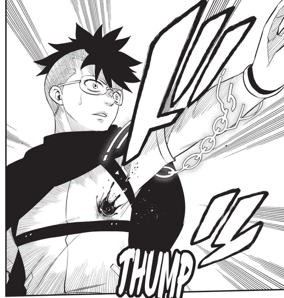 Edens Zero Chapter 160-Creed Gets Shot