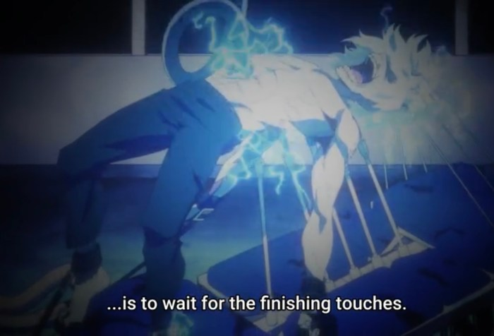 My Hero Academia S5 Episode 25-Tomura's Metamorphosis