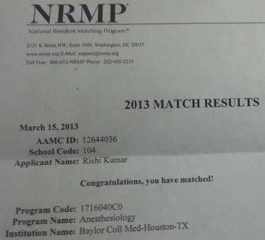 Match Letter!