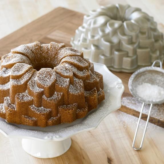 Nordic Ware Blossom Bundt Cake Pan Williams Sonoma