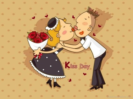 Valentines Day 2018 Funny Kiss Images