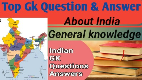 GK Question with Answer