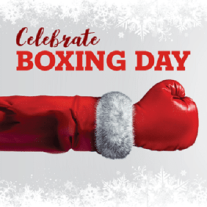 Happy Boxing Day Greeting Card Wishes Photo Pics images