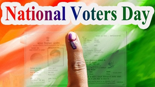 Happy National Voters Day HD images Wallpaper Photos