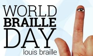 Photo Picture images of World Braille Day HD Wallpaper 2021
