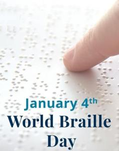 World Braille Day 2021 Photo HD images Greeting Pics