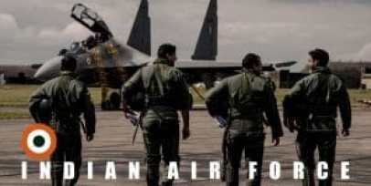 indian Airforce X and Y group last date fees Age limit