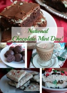 19 February National Chocolate Mint Day 2021 images Pictures Photo
