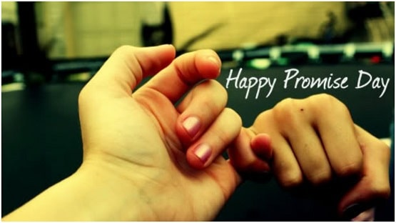 Happy Promise Day Jaan images Pics Photo 2021