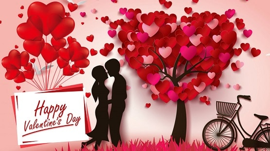 Happy Valentine Day Name Wallpaper Photo For Girlfriend