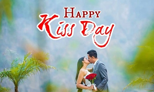 Kiss Day My Sweet Heart Beautiful images Cute Photo