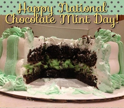 National Chocolate Mint Day Pictures images For Instagram Twitter