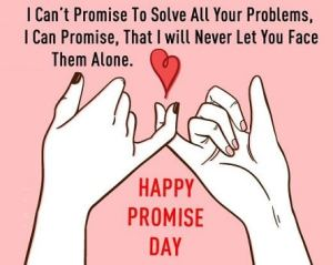 Promise Day Love Status in Hindi For Wife