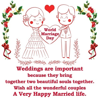 World Marriage Day 2021 images Photo Pics HD Wallpaper