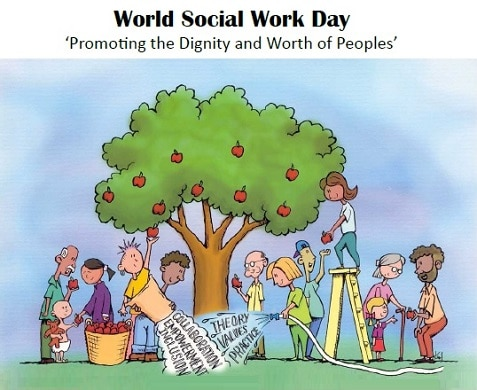 World Social Work Day images Photo HD Pics