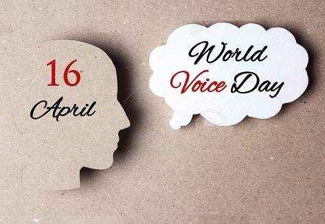 Happy World Voice Day images Pictures HD Wallpaper Photo