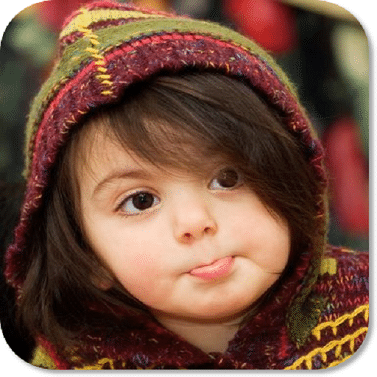 Beautiful Cute Baby Picture Cute Baby Mobile Photo Wallpaper