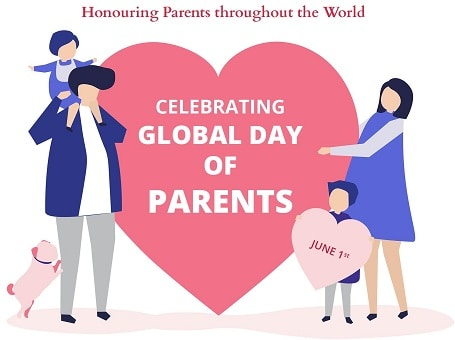 Global Day of Parents images Cute Nice Global Day of Parents Pics