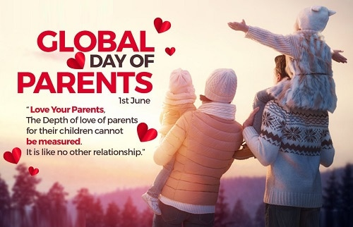 June 1 Global Day of Parents Best Beautiful images Photo HD Wallpaper