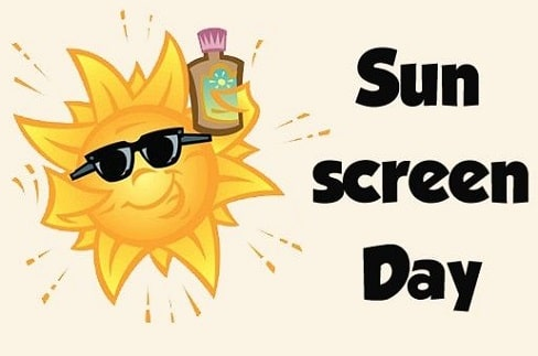 Sun Screen Day images Photo Download New Latest Sunscreen Day HD Wallpaper
