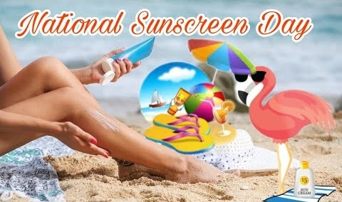 Sunscreen Day Quotes images Photo Sunscreen Day Best images HD Wallpaper DP
