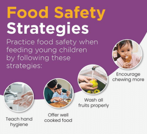 Happy World Food Safety Day Poster Banner For Social Media Twitter Instagram FB