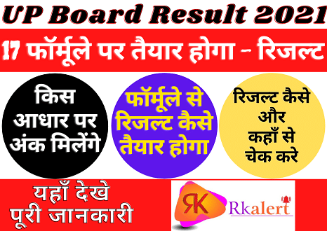 UP Board Result 10th 12th class date