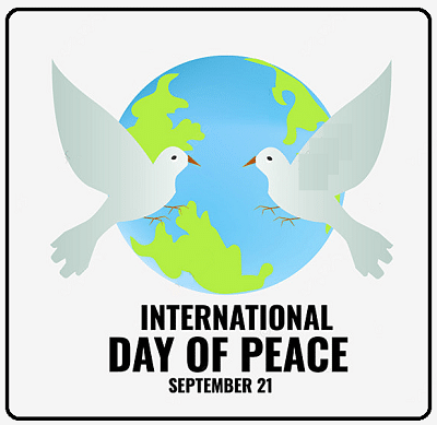 International Day Of Peace images Drawing Poster Pictures