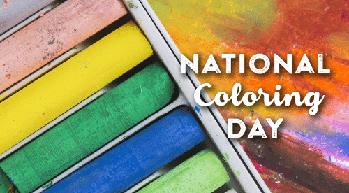 National Coloring Day images HD Photo Pics