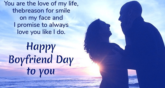 National Boyfriend Day images Message Pictures Status Photo