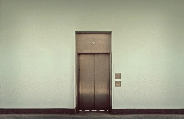 エレベータピッチとは